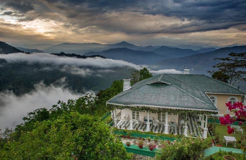 A colonial retreat in the Himalaya