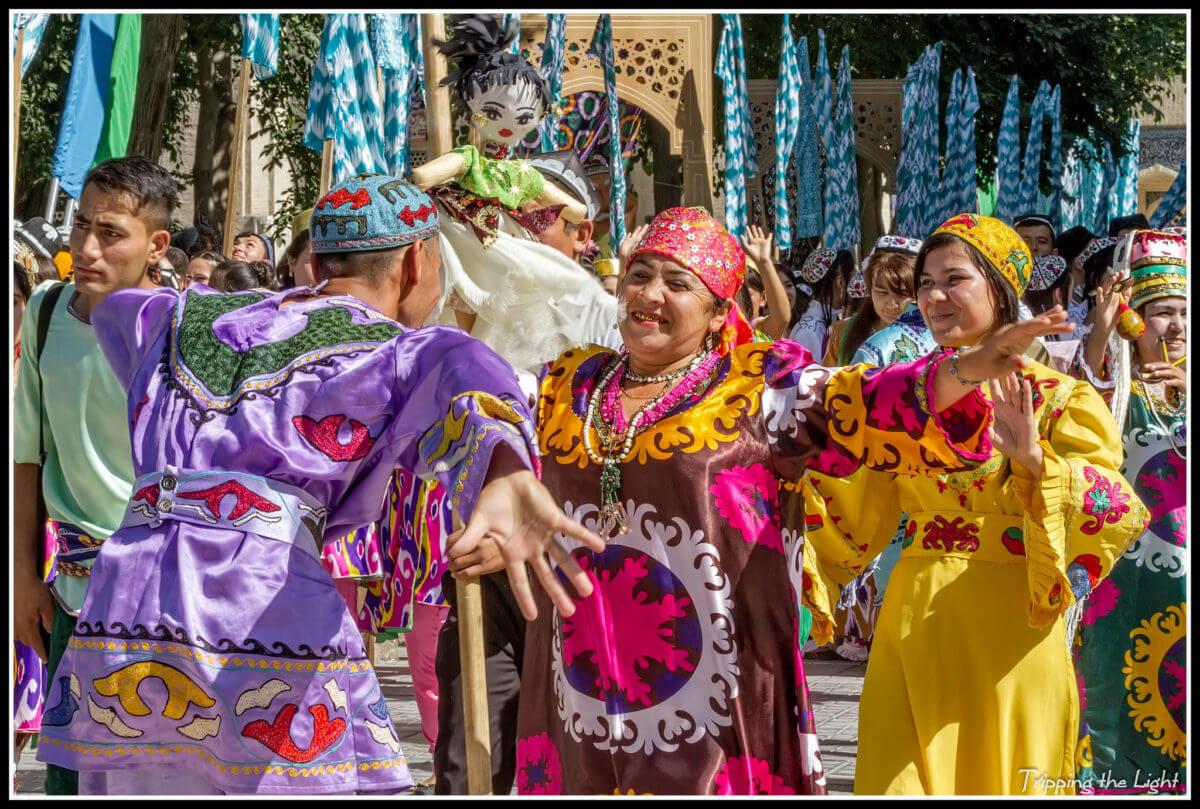 BUKHARA'S SILK AND SPICE FESTIVAL – UZBEKISTAN