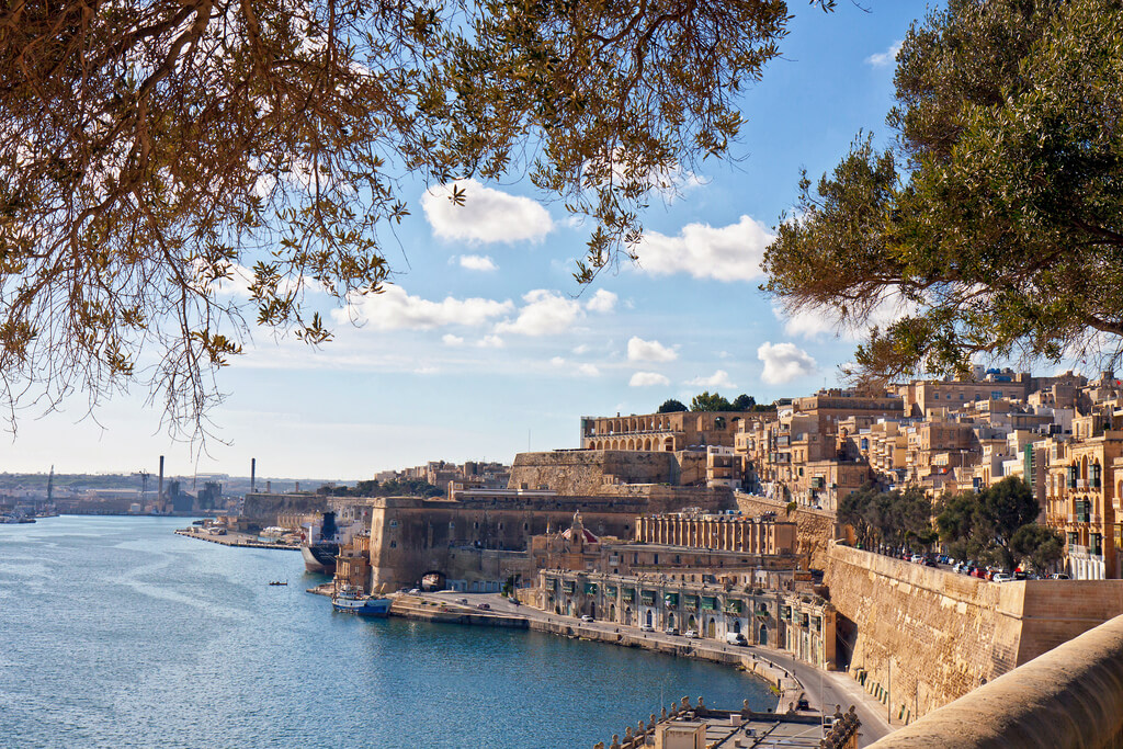 EASTER ON THE ISLAND OF MALTA