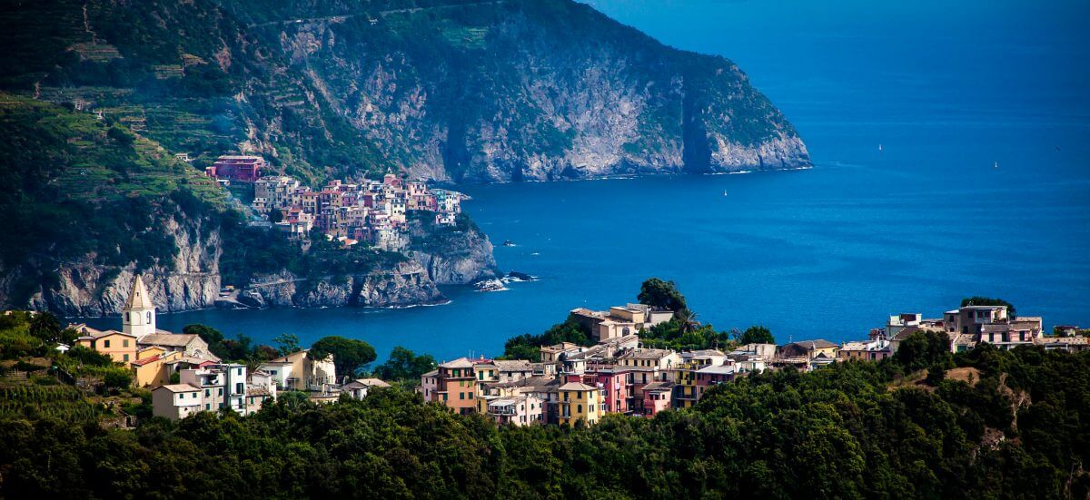 DISCOVERING THE LIGURIAN RIVIERA WITH GUSTO